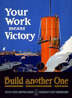World War-1  Build Another One by x-ray delta one, via Flickr