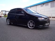 Fiat Punto mk2