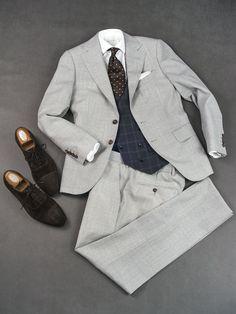 1cccb013f24 Classic Linen Pocket Square in White