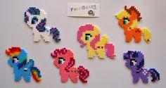 My Little Pony hama beads by Friki Beads