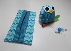 Kit chaveiro   porta lenços #4