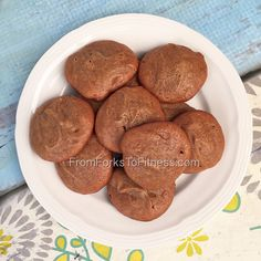 21 Day Fix: Peanut Butter Cookies   From Forks to Fitness