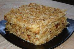 Gasztro: 100 éves a Napóleon torta – eredeti recepttel | hvg.hu