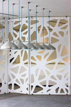 Bespoke Laser cut Screens, Dividing/Privacy Screens, Offices