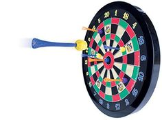 Doinkit Darts Kid-Safe Indoor Magnetic Dart Board - Easy to Hang, Fun to Play, No Holes in Walls, Includes Board and 6 Unique Magnetic Darts Magnetic Dart Board, Magnetic Toys, Gifts For Teen Boys, Birthday Gifts For Teens, Birthday Ideas, Best Darts, Dart Set, Thing 1, Old Pallets