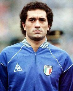 Claudio Gentile - Arona, Varese, Juventus, Fiorentina, Piacenza, Italy.