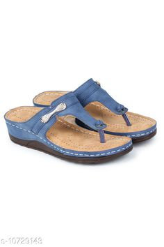 Checkout this latest Heels & Sandals Product Name: * Shimari Casual Doctor Sole Wedges* Material: PU Sole Material: TPR Fastening & Back Detail: Slip-On Pattern: Solid Multipack: 1 Sizes:  IND-3 (Foot Length Size: 21.6 cm)  IND-4 (Foot Length Size: 22.4 cm)  IND-5 (Foot Length Size: 23 cm)  IND-6 (Foot Length Size: 23.6 cm)  IND-7 (Foot Length Size: 24.3 cm)  IND-8 (Foot Length Size: 25.1 cm)  Easy Returns Available In Case Of Any Issue   Catalog Rating: ★3.9 (212)  Catalog Name: Latest Trendy Women Heels & Sandals CatalogID_1972307 C75-SC1061 Code: 955-10729143-9831