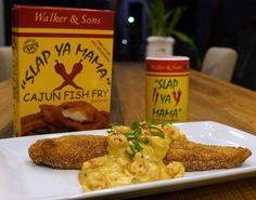 Slap Ya Mama Fried Catfish