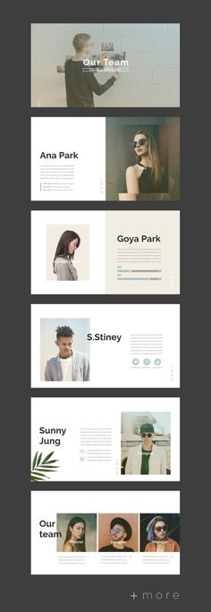 Simple Planner Presentation Design Template - Business Planning #ppt