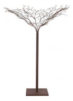 Magique cet arbre en métal, on peut le décorer avec toutes de décoration, lumineuse,noël, etc... Kotecaz