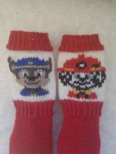 Knitting Socks, Knitting Patterns, Gloves, Barn, Diy, Diy And Crafts, Tights, Tejidos, Accessories