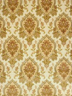 70s wallpaper - retro baroque