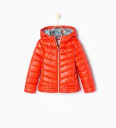 Image 1 of Lightweight padded jacket from Zara