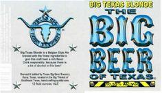 Big Texas Blonde