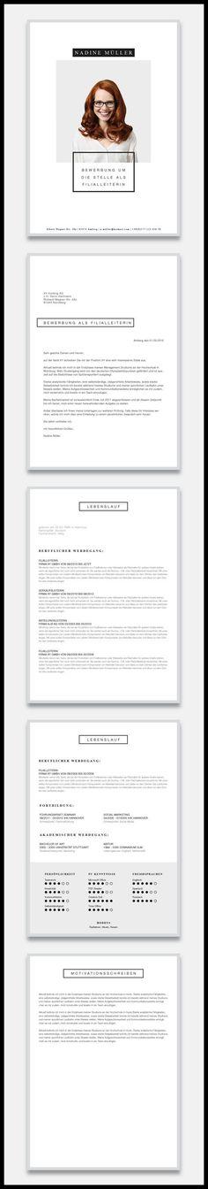 """Unsere Bewerbungsvorlage ( #cvtemplate ) """"Minimal Art"""" in der Farbe Cool Grey. Zeigen Sie mit dem minimalistischen Design unserer Vorlage """"Minimal Art"""", dass sie modern leben und es auch gerne zeigen. Sie erhalten von uns ein Deckblatt, Anschreiben, Lebenslauf, Motivationsschreiben. Die Datei bekommen Sie als fertige Pages- oder Word-Datei inklusive Platzhaltertext mit Hinweisen. #grafikdesign #fashion"""