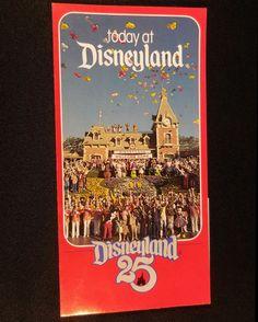 DISNEYLAND 1980 Front Gate Information Flyer, found at http://stores.ebay.com/Disneyland-Treasures
