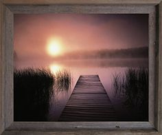 Framed Art measures 19x23 inches, Art Print measures 16x20 inches Eco Friendly Rustic BarnWood Double Frame, Real Glass Front. Custom Finished and Professionally framed in California, USA. Frame has Hardware attached & arrives Ready to Hang out of the box. BRAND NEW in MINT condition