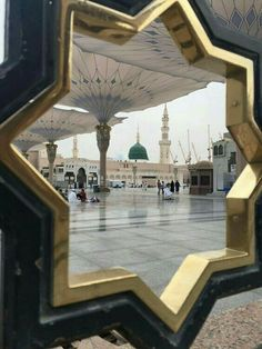 Prophet Muhammad pbuh Shrine, Madina
