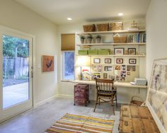 Sewing And Craft Rooms Design, Pictures, Remodel, Decor and Ideas - page 11
