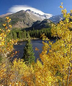 magnificent and majestic Estes Park, CO #placesivebeen