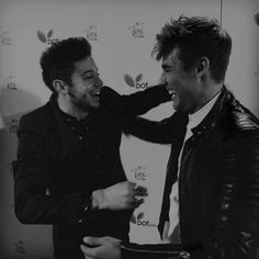 ruggeropasquarelli: Los amigos verdaderos quedan para siempre !!! El dúo dinámico siempre existirá!!! Te quiero mucho!! True friends stay forever!!! The dynamic duo will always be!!! I love you so much!!