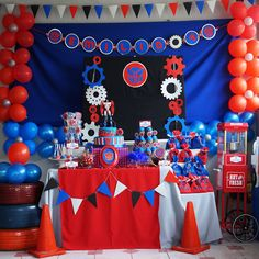 fiesta infantiles de transformers - Buscar con Google