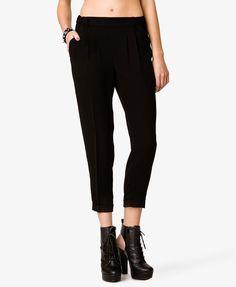 High-Waisted Harem Pants  $19.80
