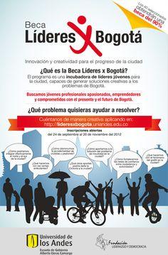 Beca Líderes X Bogotá.