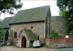 St Julian: one of the most famous of Norwich's churches
