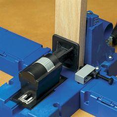 Kreg Jig® Master System - The Most-Advanced Kreg Jig® Yet, Plus Premium Kreg Accessories Kreg Jig K4, Kreg K5, Dust Collection, Rockler Woodworking, Woodworking Projects, Kreg Screws, Kreg Pocket Hole Jig, Kreg Tools, Woodshop Tools