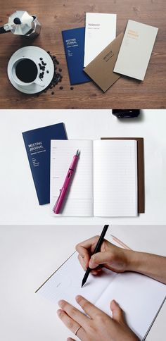These notebooks are just perfect for my work, with different styles each suited for a different kind of work. The simplicity and versatility make it always easy to choose the Monopoly Planning Notebook for my task at work.