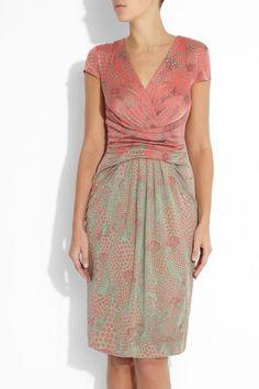 Issa |Drape-V-dress| Issalondon.com