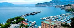 Sorrento Sorrento Italy, Greece, To Go, Water, Places, Outdoor Decor, Light House, Greece Country, Gripe Water