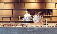 Corporate & Brand Identity - Max Chocolatier, Schweiz by Muggie Ramadani, via Behance