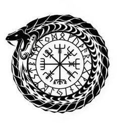 Resultado de imagen para ragnarok mitologia simbolo
