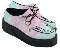 92445e48a1f T.U.K. Creepers | Platforms, Boots, Sneakers, Mary Janes, Oxfords