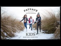 Kids Winter 2014 Made For Adventure #FatFace