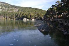 Laguna Negra helada