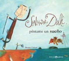"""Un álbum de 42 páginas, donde Dalí nos explica su vida y su obra. Este original pintor catalán nos abre los """"cajones"""" de su universo desbordante de imaginación. Nos desvela sus pasiones, sus excentricidades y locuras tan divertidas… y nos sorprende con su poder creativo. Nos presenta a Gala, su compañera, con la que vive en Portlligat y con la que comparte éxito y fortuna viajando de continente en continente. Y para acabar nos abre las puertas de su templo : el Teatro-Museo de Figueras."""