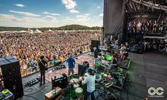 (2015) (Instagram) #ARTISTRECAP! @SlightlyStoopid played an incredible set on Sunday at #LOCKN2015, showing off some songs from their new album and welcoming a few friends to share the stage as well.#LOCKNFESTIVAL