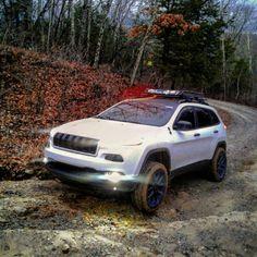 Jeep Cherokee Lift Kits, White Jeep Cherokee, Cherokee Car, Jeep Cherokee Limited, Jeep Trailhawk, Jeep Cherokee Trailhawk, Jeep Jeep, Jeep Truck, Best Suv