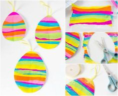 Window pictures for Easter tinker with kids – 35 great ideas and templates - Diy Crafting Easter Crafts For Kids, Diy For Kids, Spring Decoration, Making Easter Eggs, Iphone 7 Wallpapers, Wallpaper Pc, Windows Wallpaper, Free Iphone, Diy Crafts To Sell