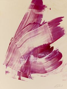 Hot Pink Abstract by Anna Ullman on Artfully Walls- Framed Pink Abstract, Abstract Art, Pink Walls, Affordable Art, Brush Strokes, Frames On Wall, Online Art, Hot Pink, Wall Art