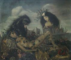 Leonor Fini - Paintings