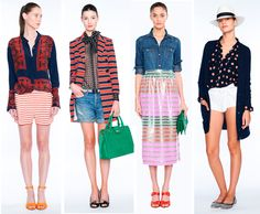 I've already pinned a few other spring J.Crew styles, but I'm pinning it again. Love.