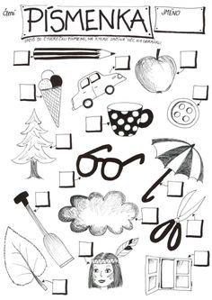 Poznávání písmen - Testováno na dětech