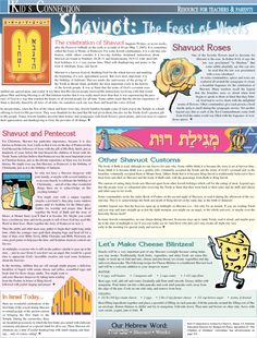 shavuot and pentecost relationship advice