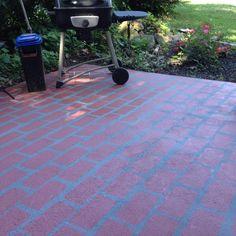 Creating My Own Fake Brick Wall And It Just Cost Me One $ For Sqm | Faux  Brick | Pinterest | Fake Brick Walls, Fake Brick And Bricks