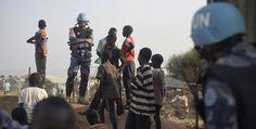 Le journal de BORIS VICTOR : L'ONU sous pression face à un Soudan du Sud en gue...