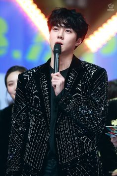 [HQ] [171231] SEHUN at MBC Gayo Daejejeon.